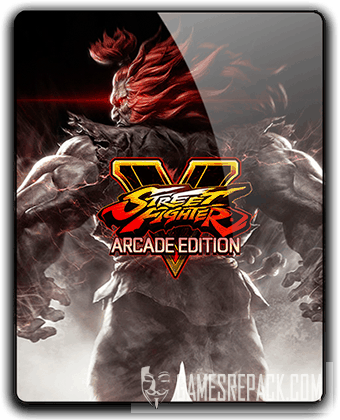 Street Fighter V Arcade Edition (2016) RePack от qoob
