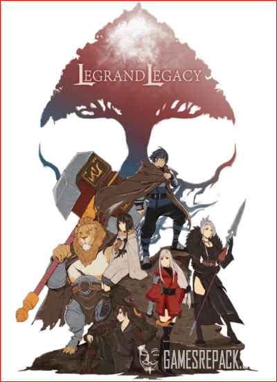 LEGRAND LEGACY: Tale of the Fatebounds (Another Indie, Mayflower Entertainment [KR]) (ENG|CHI) [L]