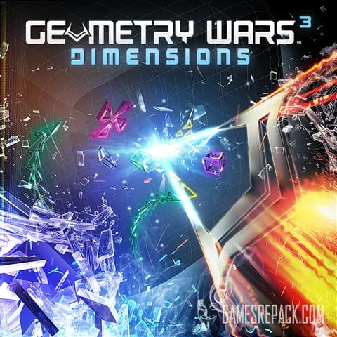 Geometry Wars 3 Dimensions (ENG) [Repack] by FitGirl