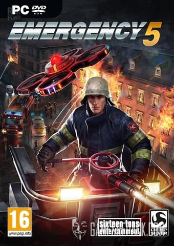 Emergency 5 Deluxe Edition (ENG) [Repack] by FitGirl