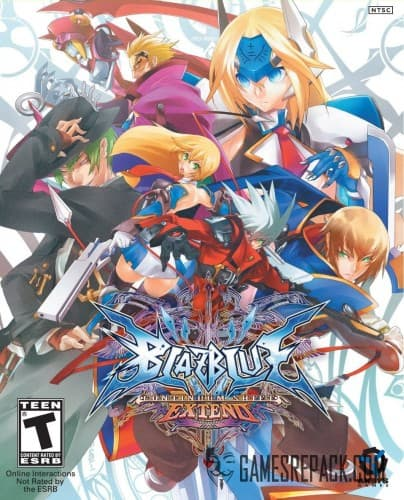 BlazBlue: Continuum Shift Exten (ENG/MULTI4) [Repack] by FitGirl