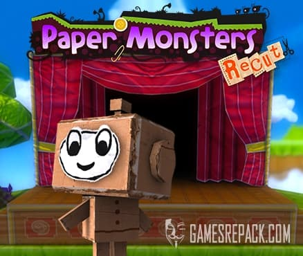Paper Monsters Recut (ENG) [Repack] by FitGirl