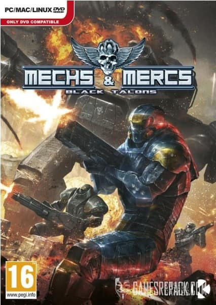 Mechs & Mercs: Black Talons (Kasedo Games) [Repack] by FitGirl