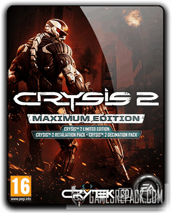 Crysis 2 Maximum Edition (2011) RePack от qoob