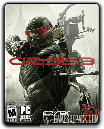 Crysis 3 Digital Deluxe Edition (2013) RePack от qoob