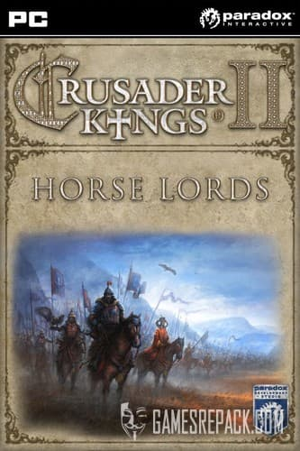 Crusader Kings 2: Horse Lords (Paradox Interactive) (RUS/ENG/MULTI5) [Repack] by FitGirl