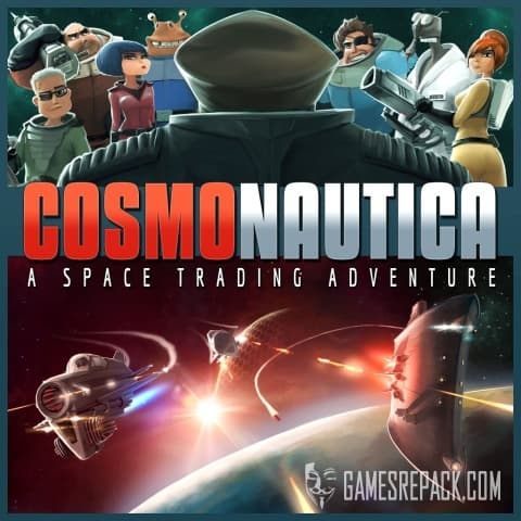Cosmonautica: A Space Trading Adventure (RUS/ENG/MULTI5) [Repack] by FitGirl