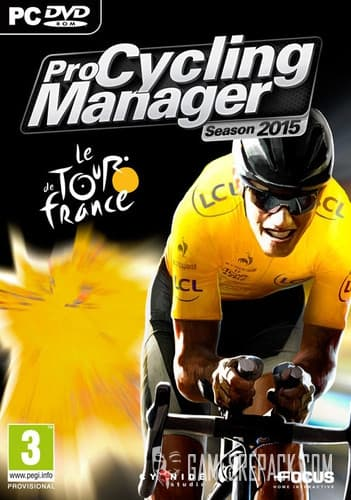 Pro Cycling Manager 2015 (Focus Home Interactive) (ENG) [Repack] by FitGirl