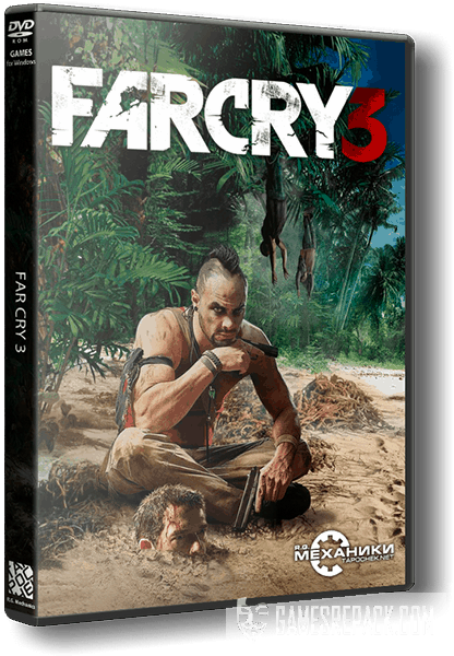 Far Cry 3 (RUS|ENG) [RePack] от R.G. Механики