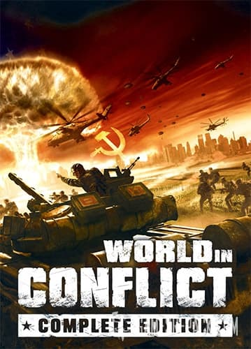 World in Conflict: Complete Edition (UbiSoft) (RUS/ENG) [Repack] by FitGirl