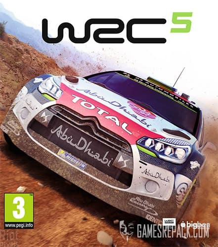 WRC 5 FIA World Rally Championship (RUS/ENG/MULTI8) [Repack] by FitGirl
