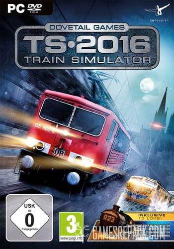 Train Simulator 2016 Steam Edition (Dovetail Games) (RUS/ENG/MULTI7) [Repack] by FitGirl