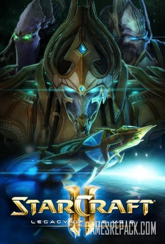 StarCraft 2 Legacy of the Void (Blizzard Entertainment) (RUS/ENG) [Repack] by FitGirl