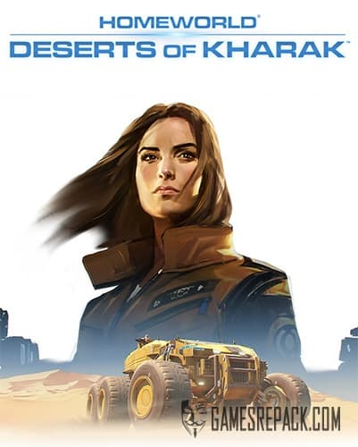 Homeworld: Deserts of Kharak (Gearbox Software) (RUS/ENG/MULTI6) [Repack] by FitGirl
