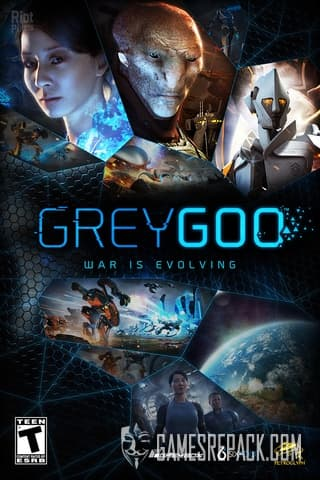 Grey Goo: Definitive Edition (Grey Box) (RUS/ENG/MULTI8) [Repack] by FitGirl