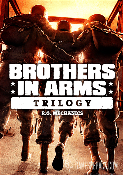 Brothers in Arms Trilogy (RUS|ENG) [RiP] от R.G. Механики