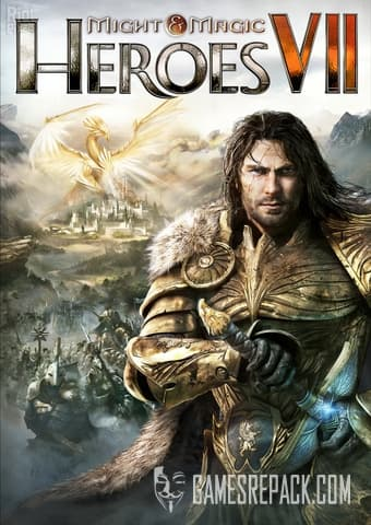 Герои меча и магии 7 / Might and Magic Heroes VII: Deluxe Edition (Ubisoft) (RUS/ENG) [RePack] by FitGirl