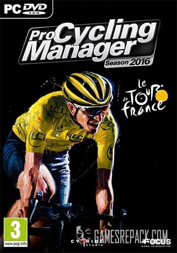 Pro Cycling Manager Season 2016 (Cyanide) (ENG/MULTI10) [Repack] by FitGirl