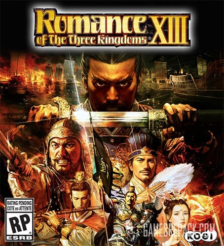 Romance of the Three Kingdoms 13 (Tecmo Koei) (ENG/MULTI4) [Repack] by FitGirl