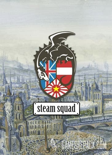 Steam Squad (Bretwalda Games) (RUS/ENG) [Repack] by FitGirl