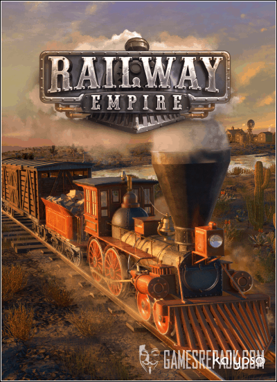 Railway Empire (Kalypso Media Digital) (RUS/ENG/MULTi9) [L]