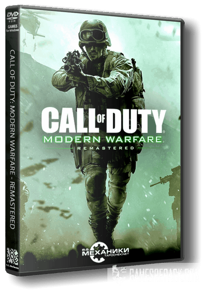 Call of Duty: Modern Warfare - Remastered (RUS|ENG) [Rip] от R.G. Механики