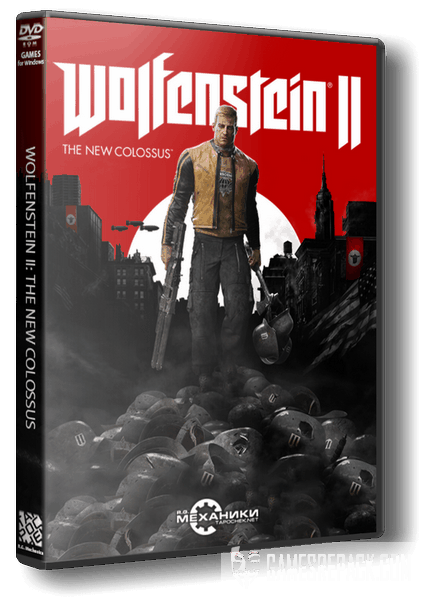 Wolfenstein II: The New Colossus (RUS|ENG) [RePack] от R.G. Механики