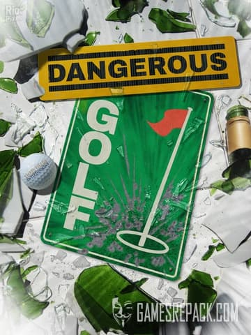 Dangerous Golf (Three Fields Entertainment) (ENG/MULTI5) [Repack] by FitGirl