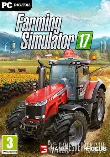 Farming Simulator 17 (Focus Home Interactive) (RUS/ENG/MULTI18) [Repack] by FitGirl