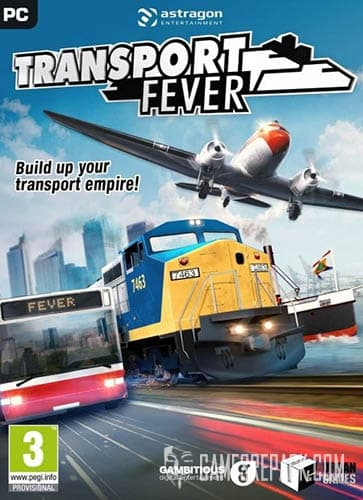 Transport Fever (Gambitious Digital Entertainment) (RUS/ENG/MULTI7) [Repack] by FitGirl