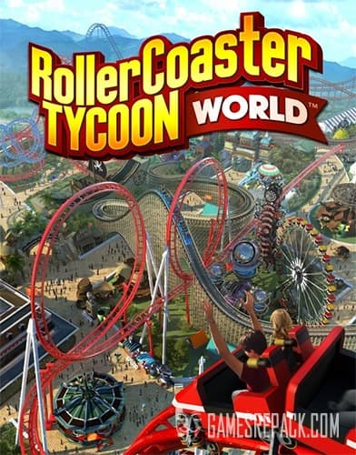 RollerCoaster Tycoon World (Atari) (RUS/ENG/MULTI10) [Repack] by FitGirl