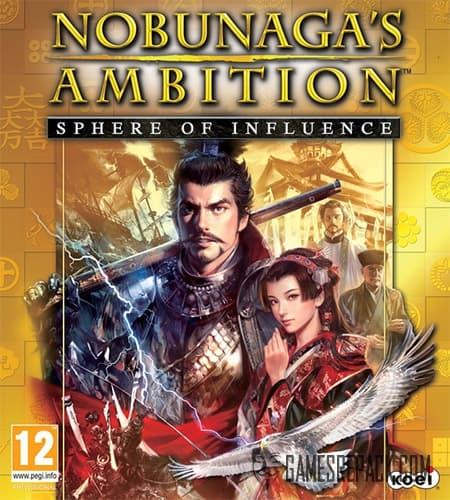 Nobunaga's Ambition: Sphere of Influence – Ascension (Koei Tecmo) (ENG/JAP/CHT) [Repack] by FitGirl
