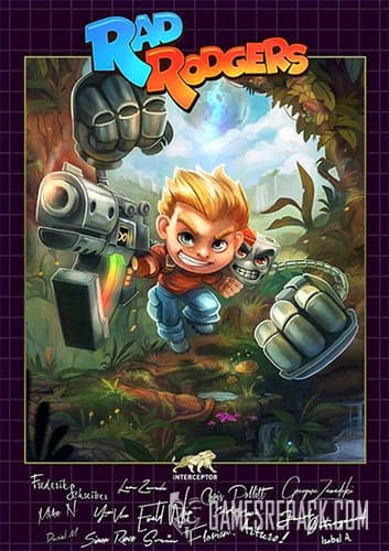 Rad Rodgers: World One (3D Realms) (ENG) [Repack] by FitGirl