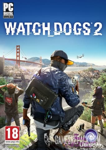 Watch Dogs 2: Digital Deluxe Edition (Ubisoft) (RUS/ENG/MULTI17) [Repack] by FitGirl