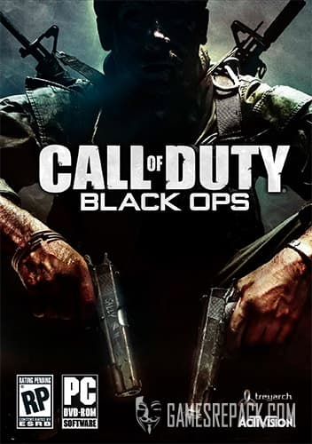 Call of Duty: Black Ops (Activision) (RUS/ENG) [Repack] by FitGirl