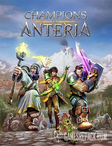 Champions of Anteria (Ubisoft) (RUS/ENG/MULTI7) [Repack] by FitGirl