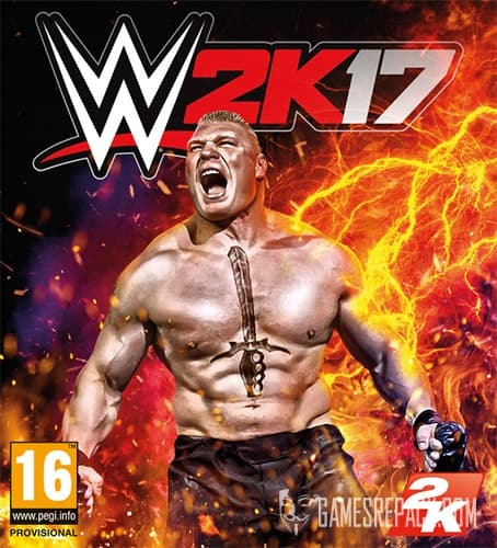 WWE 2K17: Digital Deluxe Edition (2K Sports) (ENG/MULTI6) [Repack] by FitGirl
