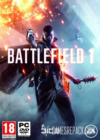 Battlefield 1 Digital Deluxe Edition (Electronic Arts) (RUS/ENG/MULTI12) [Repack] by FitGirl