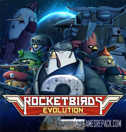 Rocketbirds 2: Evolution (Reverb Triple XP) (ENG/MULTI11) [Repack] by FitGirl