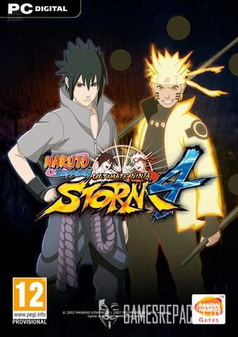 NARUTO SHIPPUDEN Ultimate Ninja Storm 4 (RUS/ENG/MULTI11) [Repack] by FitGirl