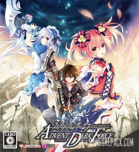 Fairy Fencer F: Advent Dark Force (Idea Factory International) (ENG/MULTI3) [Repack] by FitGirl