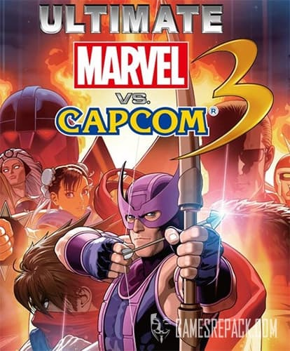 Ultimate Marvel vs Capcom 3 (Capcom) (ENG/MULTI6) [Repack] by FitGirl