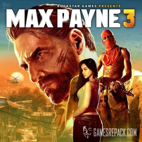 Max Payne 3 Complete Edition (Rockstar Games) (RUS/ENG/MULTI10) [Repack] by FitGirl