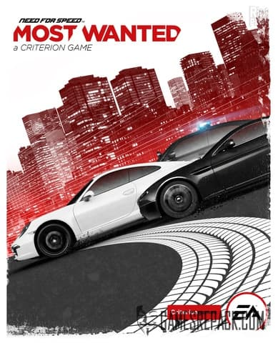 Need for Speed: Most Wanted - Limited Edition (Electronic Arts) (RUS/ENG) [Repack] by FitGirl