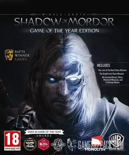 Middle-Earth: Shadow of Mordor - GOTY Edition (RUS/ENG) [Repack] by FitGirl