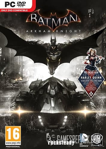 Batman: Arkham Knight (Warner Bros) (RUS/ENG/MULTI10) [Repack]