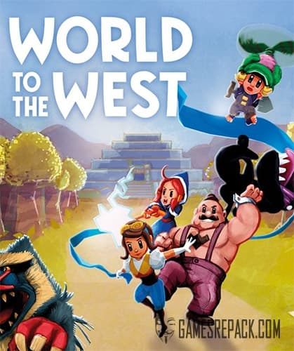 World to the West (Soedesco) (ENG/MULTI9) [Repack] by FitGirl