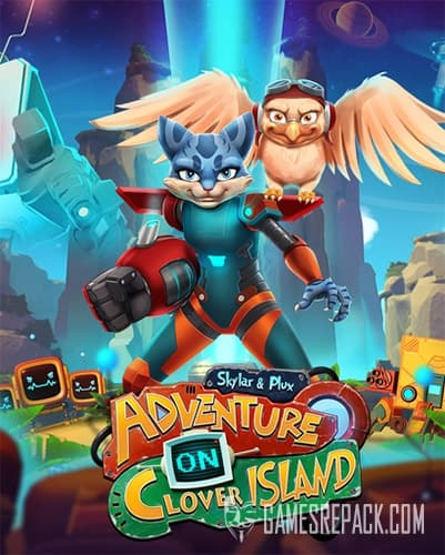 Skylar & Plux: Adventure On Clover Island (Grip Games) (ENG) [Repack] by FitGirl