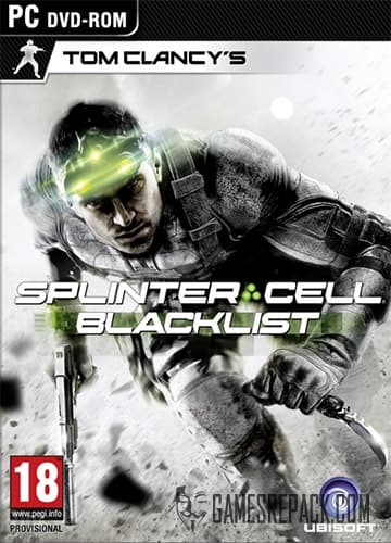 Tom Clancy's Splinter Cell: Blacklist (Ubisoft) (RUS/ENG/MULTi16) [Repack] by FitGirl