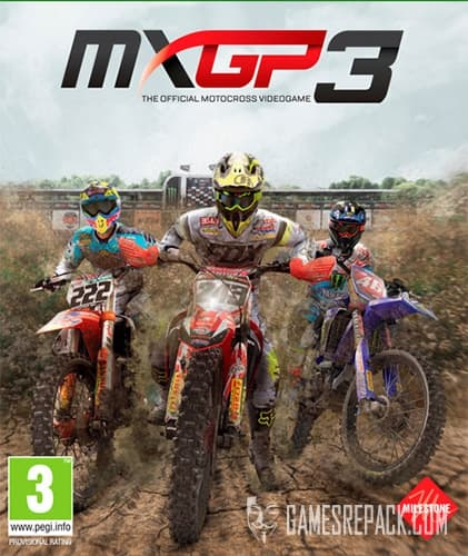 MXGP3: The Official Motocross Videogame (Milestone) (ENG/MULTI7) [Repack] by FitGirl